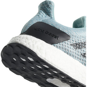 adidas UltraBoost Stability Running Shoes Damen blue spirit/white/chalk pearl